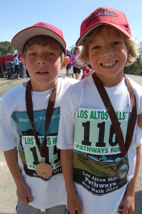 A fun race for kids of all ages and families