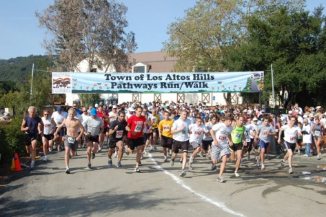 2010 Pathway Run Start