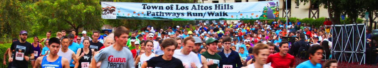 Los Altos Hills Pathways Run/Walk